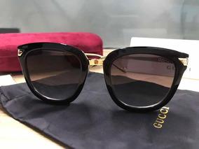 e16d32c07 Oculos Cat Gucci no Mercado Livre Brasil