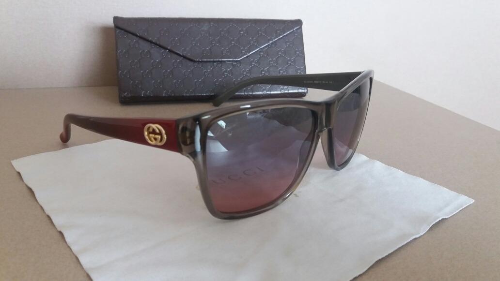 3b5d350fe Óculos De Sol Gucci Feminino Original - R$ 299,00 em Mercado Livre
