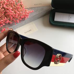 d980af2ca S Original De Sol %c3%b3culos Gucci Gg 1622 - Óculos no Mercado ...