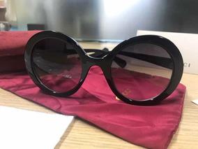 52f30bdfa Oculos Gucci Gg 2800s Black no Mercado Livre Brasil