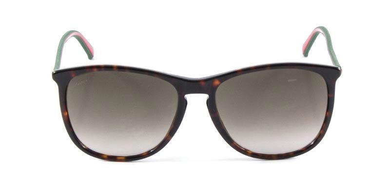 980352aca óculos de sol gucci gg3767 tartaruga. Carregando zoom.