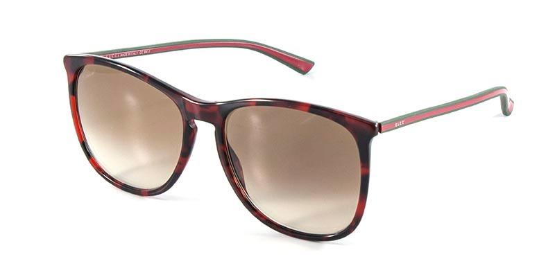 91954a15e óculos de sol gucci gg3767 tartaruga vermelho. Carregando zoom.