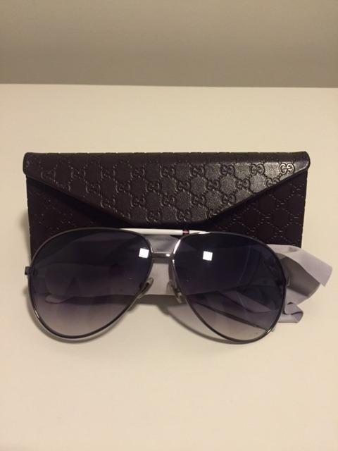 Oculos De Sol Gucci - Masculino - 100% Original - R  150,00 em ... fd1e30d18a