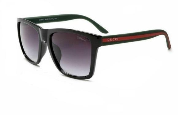 Óculos De Sol Gucci Masculino Feminino Quadrado Promoção - R  89,90 ... 35a4e965e6