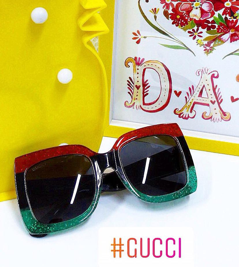 óculos de sol gucci tamanho grande espelhado coloridas. Carregando zoom. 37abf25df3