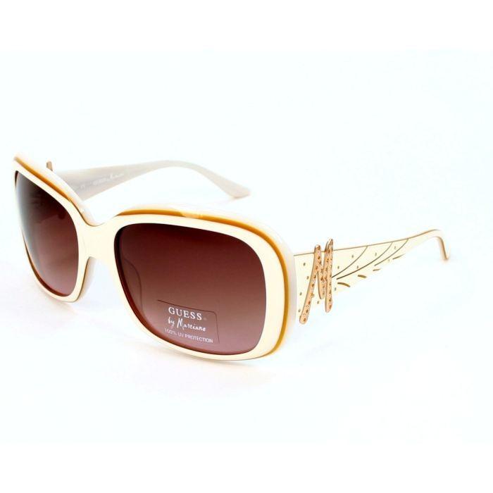 Óculos De Sol Guess By Marciano Original Mod Gm606-importado - R  199,00 em  Mercado Livre e927394dd8