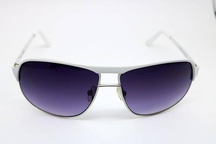 b4ff2c5f5 Óculos De Sol Guess Gu6666 Branco - R$ 345,00 em Mercado Livre