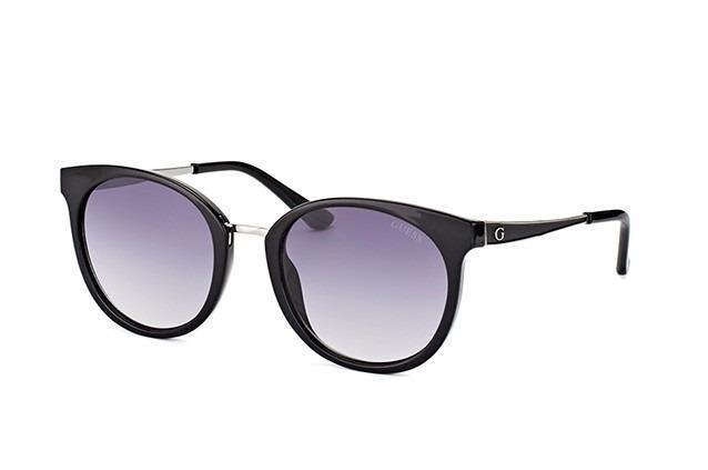 13e781d38 Oculos De Sol Guess Gu7459 01b Redondo Preto Original - R$ 379,00 em ...