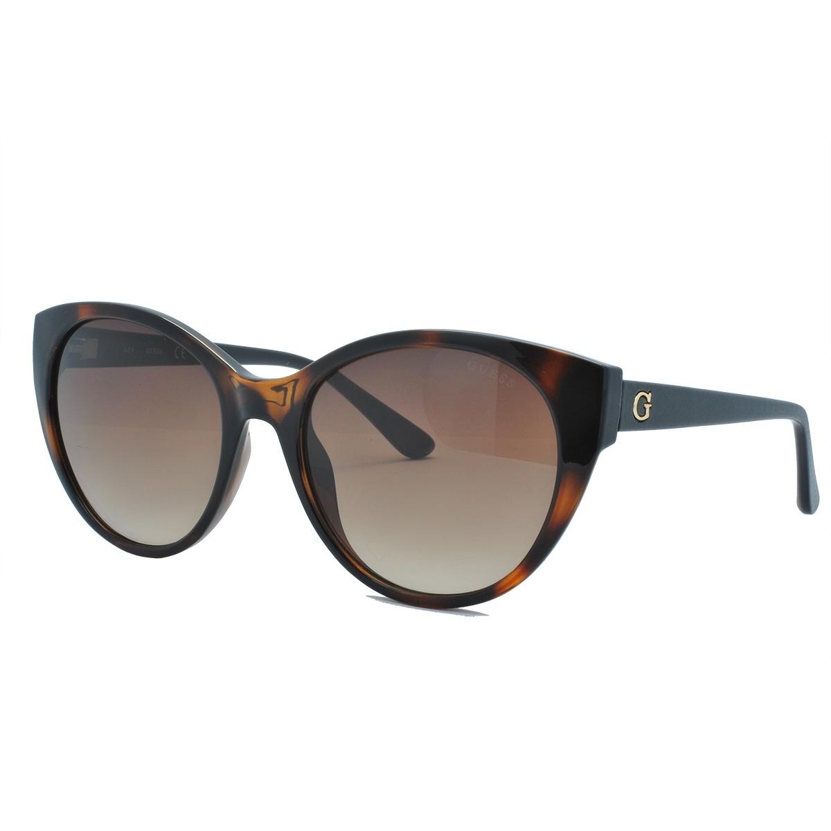 ce2b25031 Óculos De Sol Guess Original Feminino Gu7594 52f - R$ 460,00 em ...