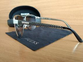 4f58ef2be Óculos De Sol Guess Original Women's Gradient Guf255-si-35. São Paulo · Oculos  Guess Aviador Gu 7151 - Gu7151 Blk-3f Novo Original. R$ 424
