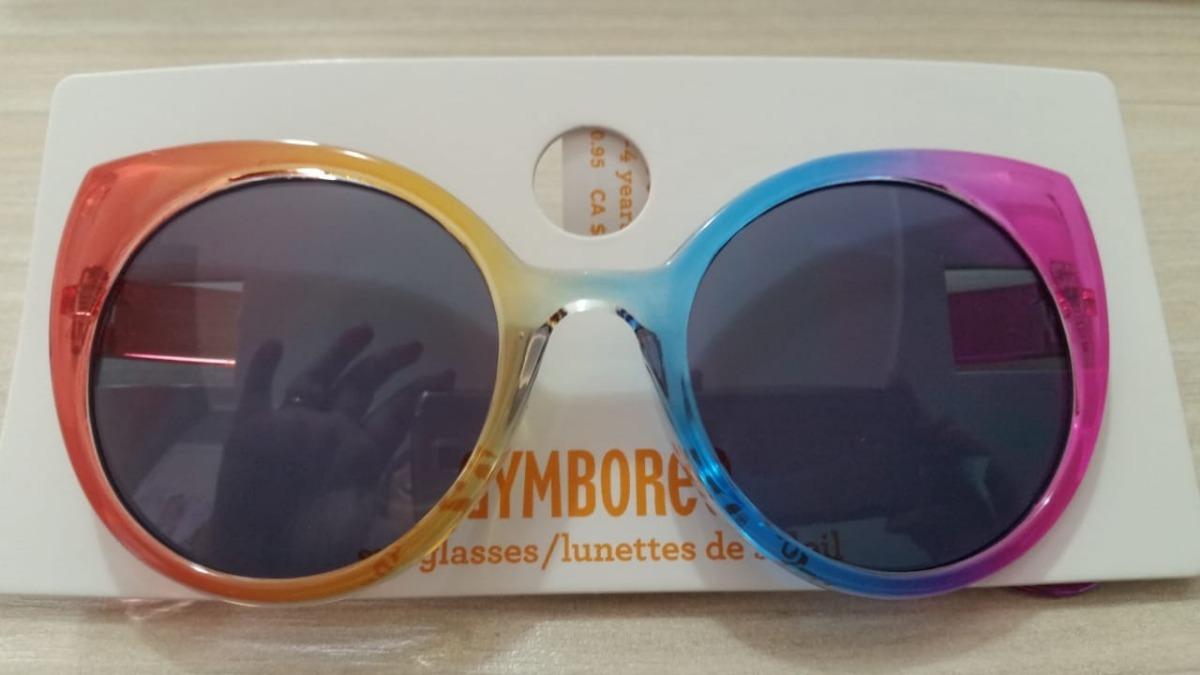Óculos De Sol Gymboree Imp Eua Menina 2a4 Anos E 4 Anos+ - R  85,00 ... b10efe07f0