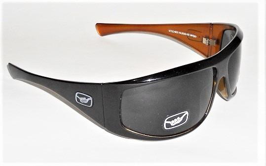 da14ec120 Oculos De Sol Hang Loose Stiches Hl8202-03 Black/grey Surf E - R ...