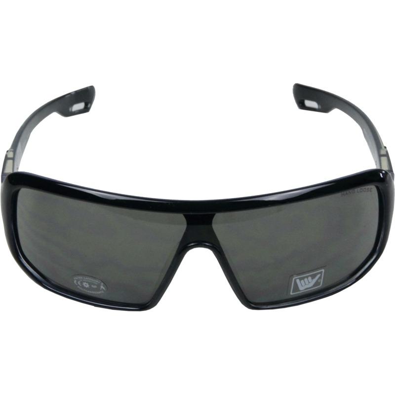 606c84df1 Óculos De Sol Hang Loose Sunset Shiny Black - R$ 189,90 em Mercado Livre