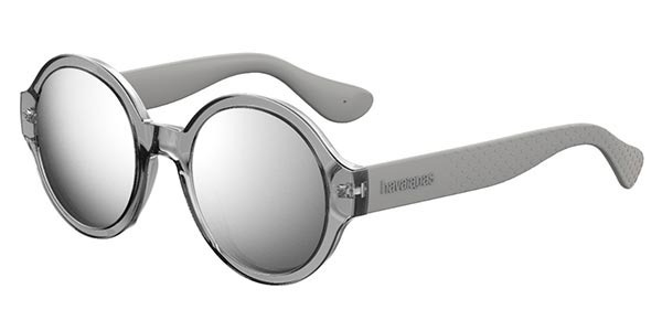 a1b1ac234e54c Óculos De Sol Havaianas Floripa M Yb7 T4 Prata - R  155