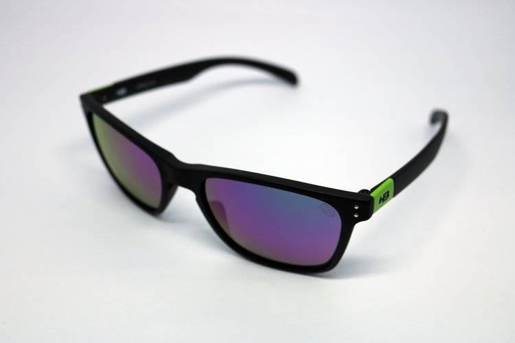 Óculos De Sol Hb 90138705 Gipps Preto Lente Espelhada - R  240,00 em ... 630b0ec488