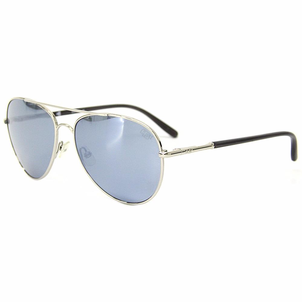 óculos de sol hb aviador prata espelhado. Carregando zoom. c5f22f346f