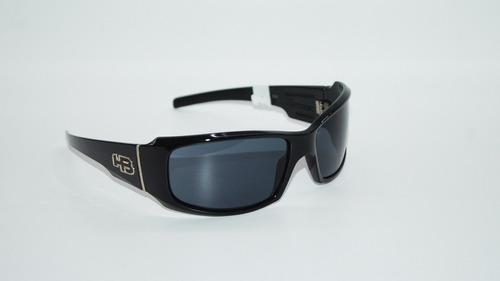 eabd83afb Óculos De Sol Hb G-tronic Preto Brilhante (gloss Black) - R$ 229,00 ...