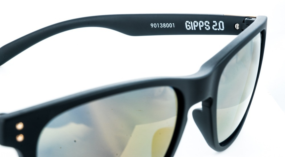 dd4688439767d óculos de sol hb gipps il preto dourado original c  garantia. Carregando  zoom.