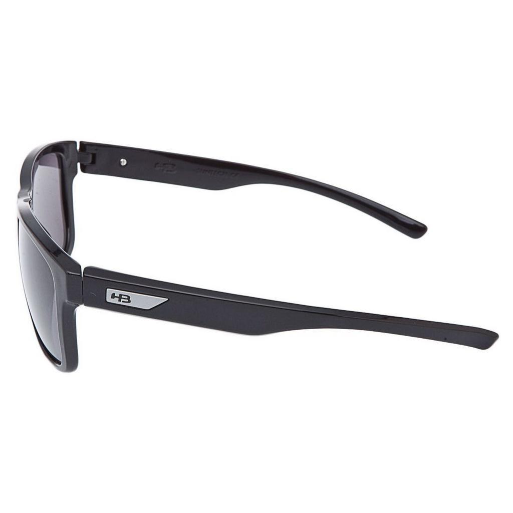 c030b38d45284 Óculos De Sol Hb H-bomb Gloss Black   Gray - R  224,08 em Mercado Livre