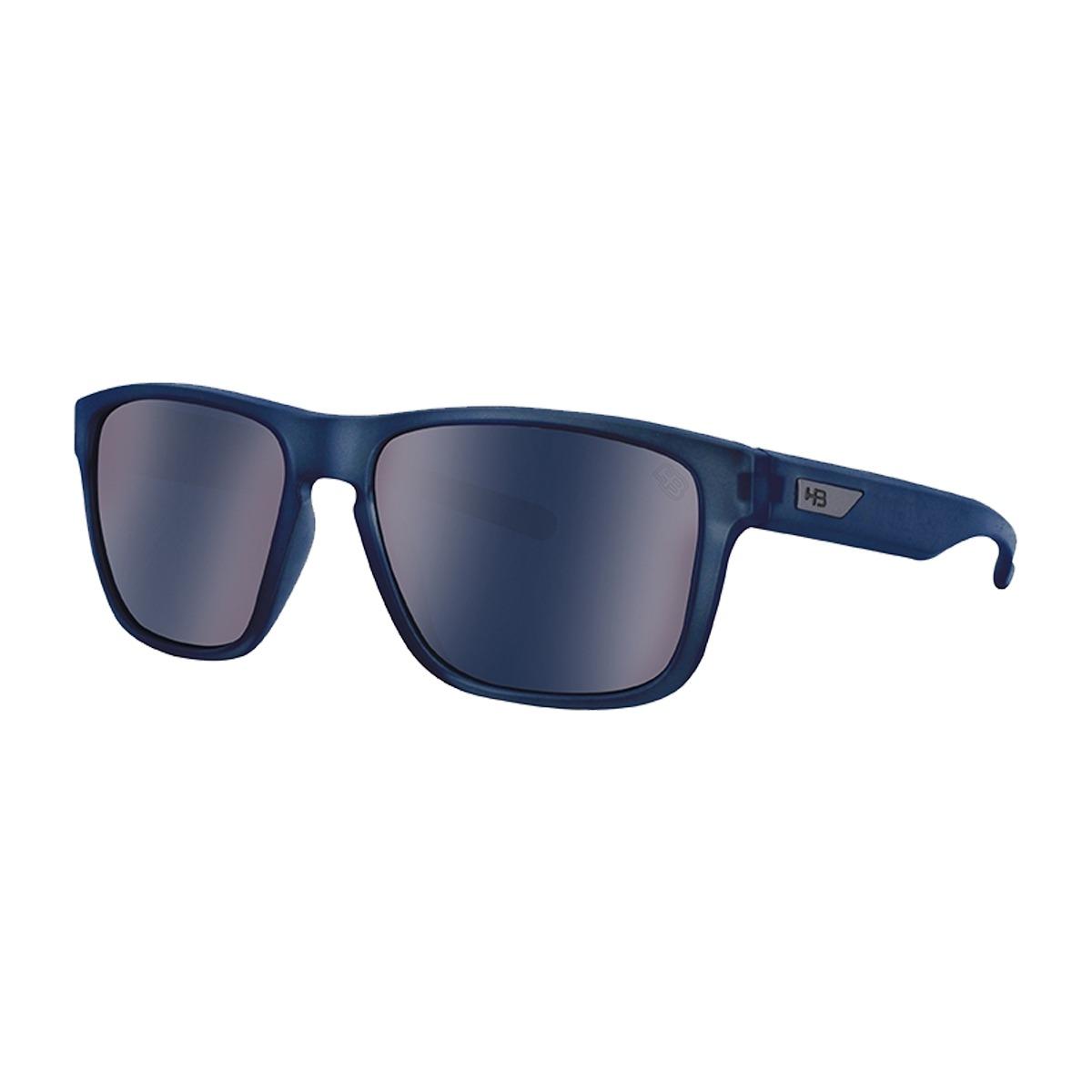Óculos De Sol Hb H-bomb Matte Ultramarine Blue Chrome - R  239,00 em ... 61d191944d
