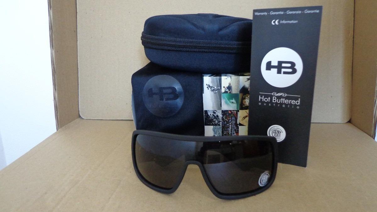 8cb7cb35fa9e7 óculos de sol hb masculino carvin-preto fosco - frete gratis. Carregando  zoom.