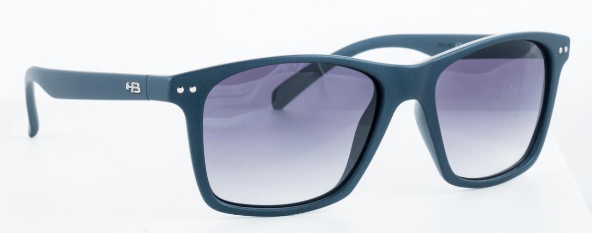 óculos de sol hb nevermind azul fosco original novo garantia. Carregando  zoom. e676ec90e7