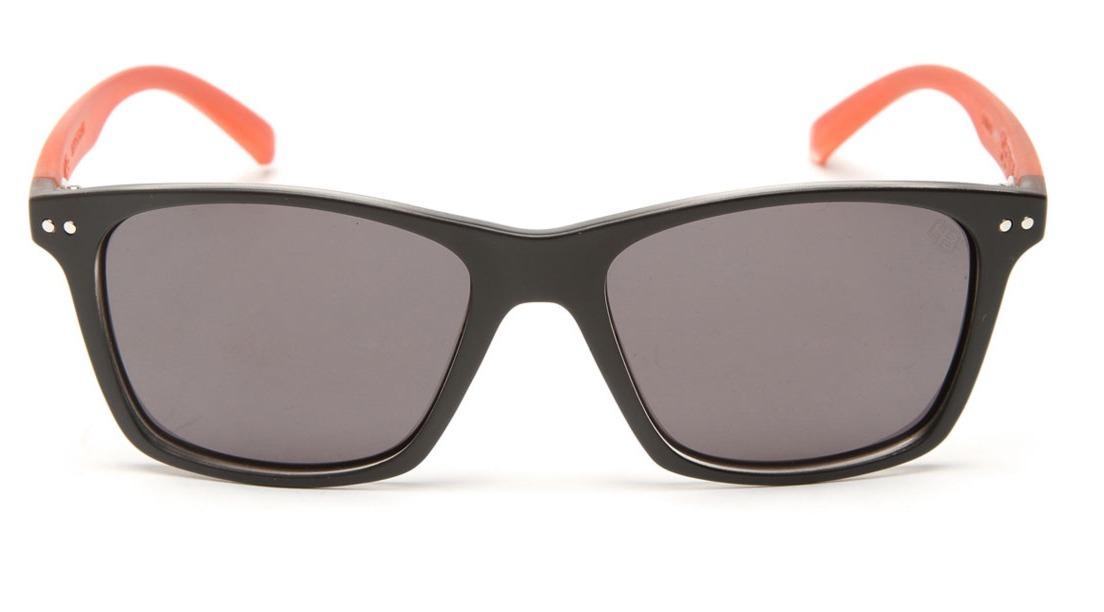 43f5db37aea31 óculos de sol hb nevermind matte black orange  gray degrade. Carregando  zoom.