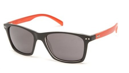 97e850d10fb2a Óculos De Sol Hb Nevermind Matte Black Orange  Gray Degrade - R  199 ...