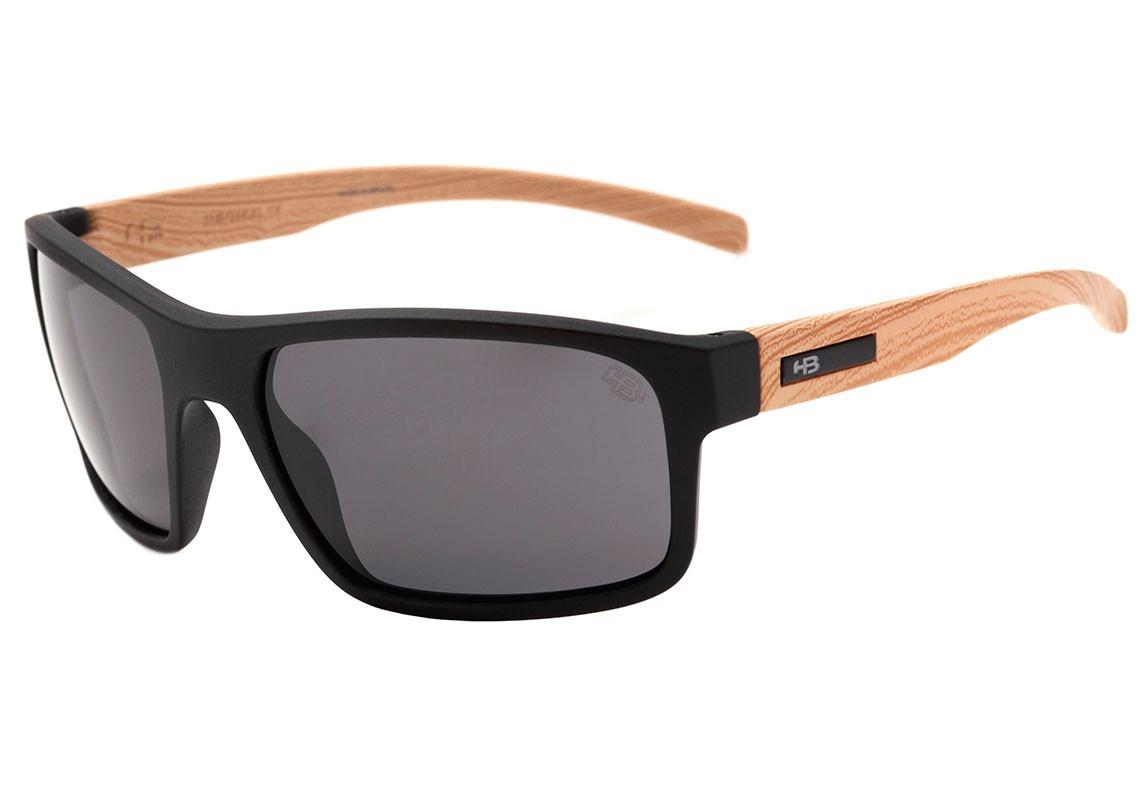 5a880c791dbcc óculos de sol hb overkill matte black wood i gray 9014273100. Carregando  zoom.