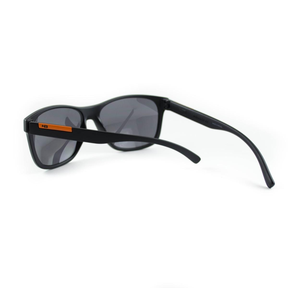 8876bf400 Óculos De Sol Hb - Underground 90114 706 - Preto - R$ 269,99 em Mercado  Livre