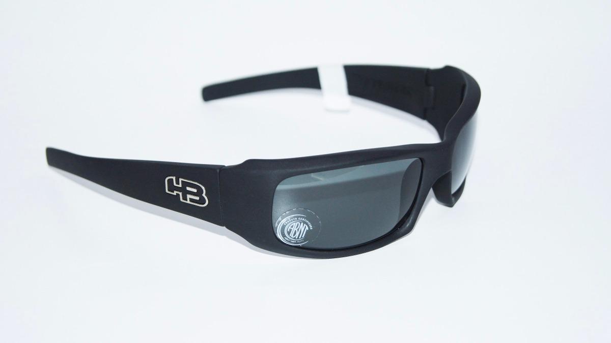287df7095b04d óculos de sol hb v- tronic preto fosco polarizado (matte). Carregando zoom.