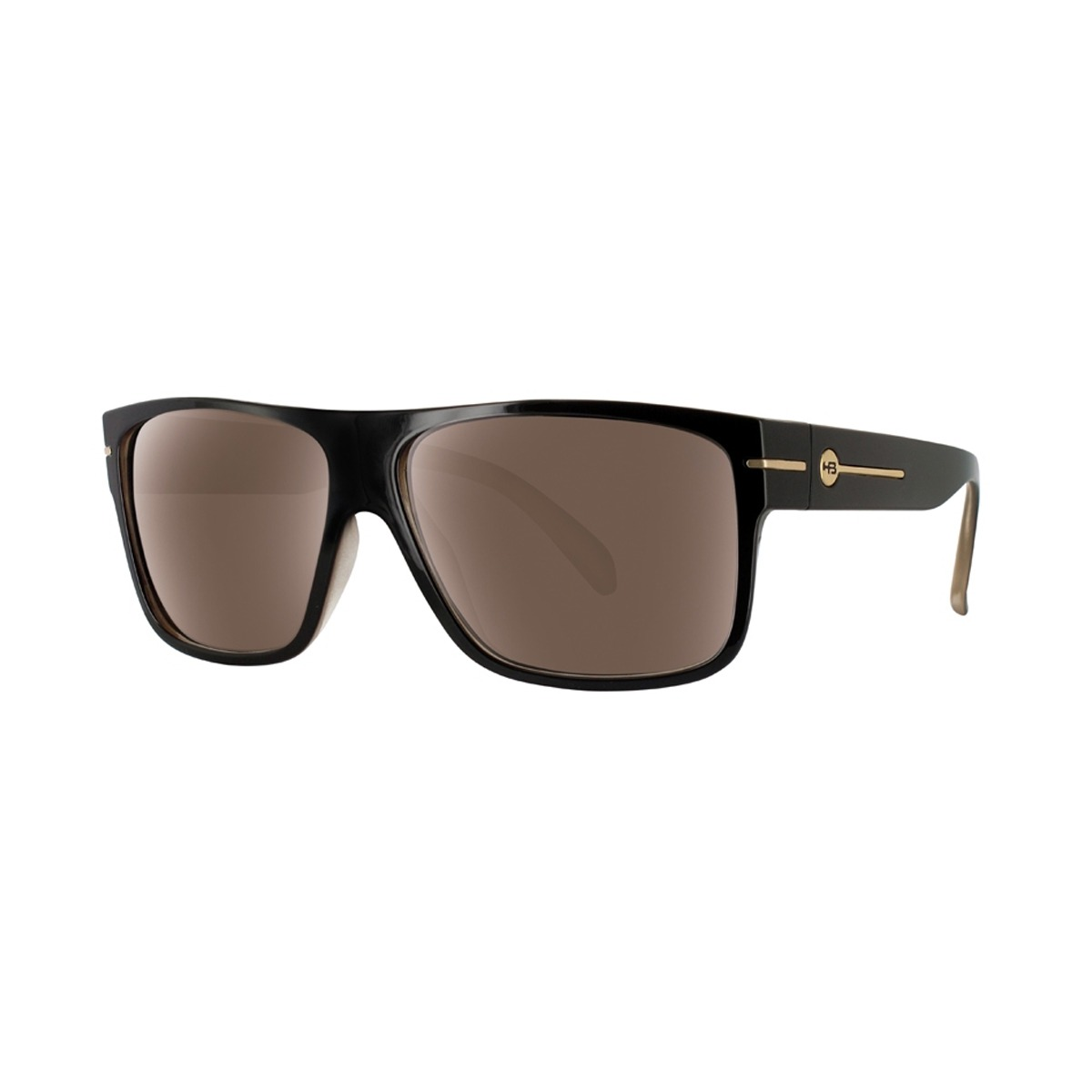 d8490152b4374 óculos de sol hb would café bege brown. Carregando zoom.