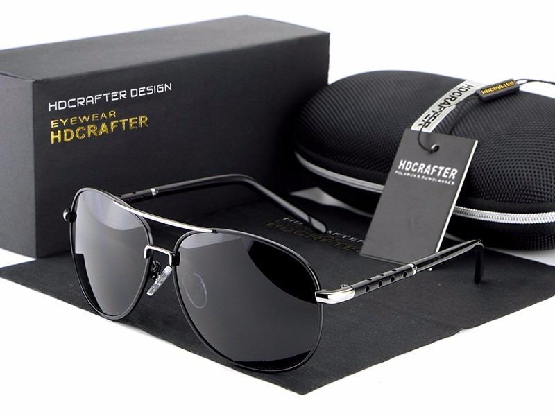 óculos de sol hdcrafter polarizado óculos masculino oculos. Carregando zoom. 637242eadb