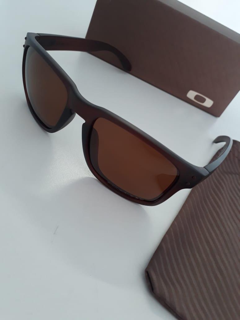 Óculos De Sol Holbrook Marrom Frete Grátis - R  89,99 em Mercado Livre a94eff753e