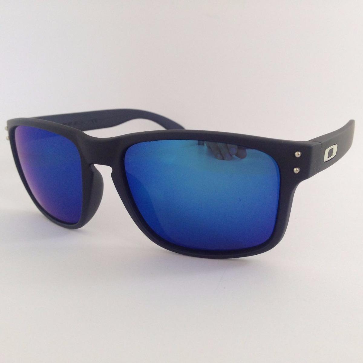 oculos de sol holbrook quadrado masculino preto espelhado. Carregando zoom. cb3dd4009f