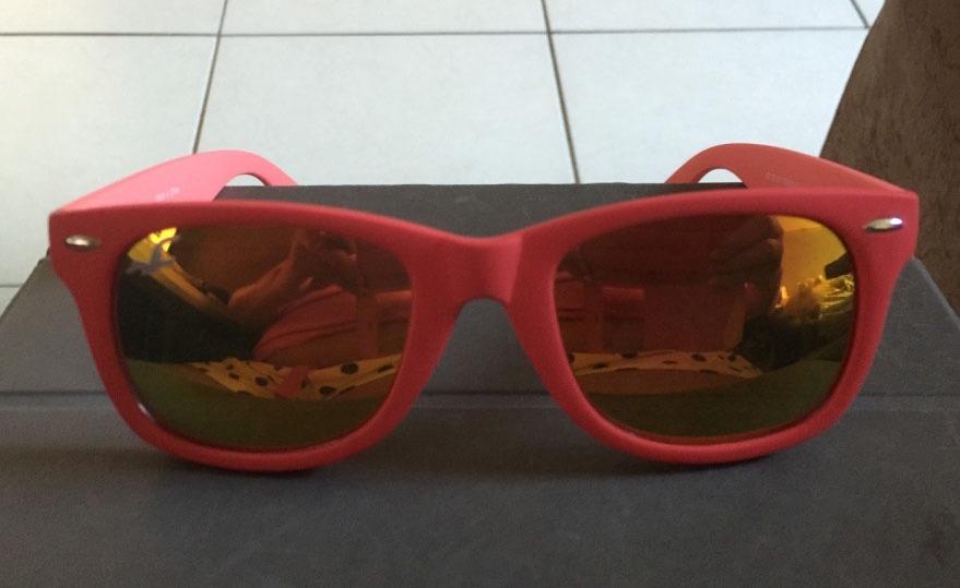 0687d969e2ea9 Óculos De Sol Hollister Unissex - R  62,00 em Mercado Livre