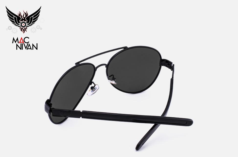 7f529cd5f óculos de sol homem polarizado masculino aviador 100%uva uvb. Carregando  zoom.