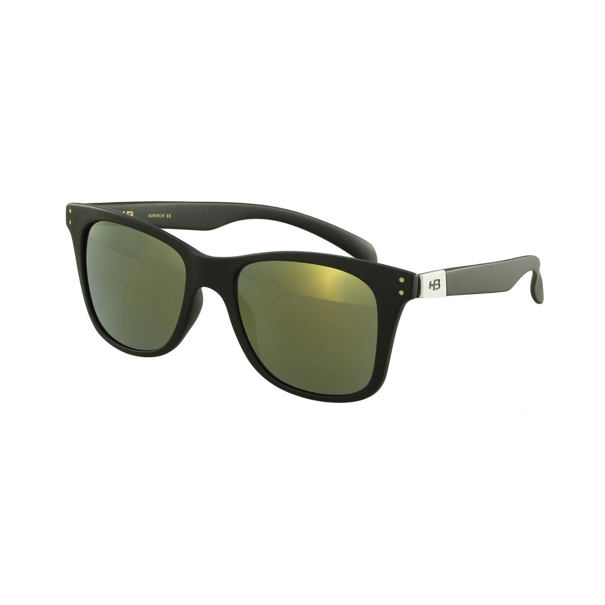 Óculos De Sol Hot Buttered Casual Preto - R  290,00 em Mercado Livre 98283aae6d