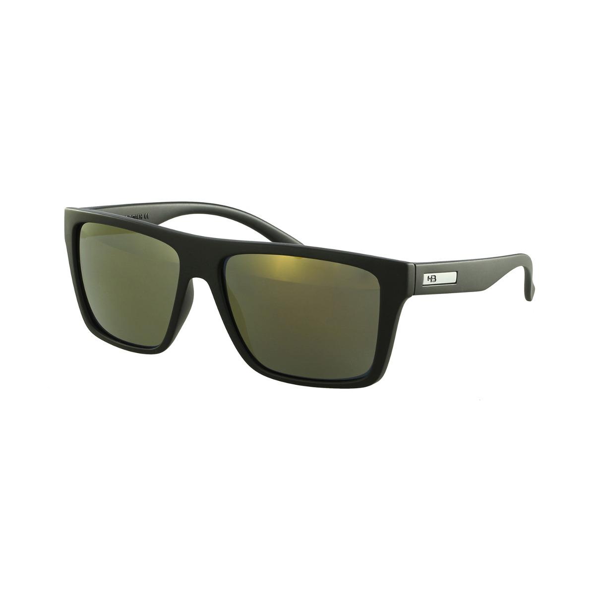 97f61cb2710f7 Óculos De Sol Hot Buttered Casual Preto - R  309,00 em Mercado Livre