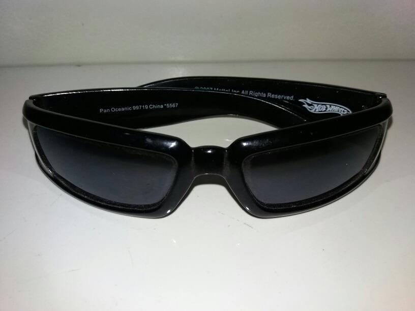 Oculos De Sol Hot Wheels Infantil Original Usado - 102 - R  35,00 em ... 6cc89fc351
