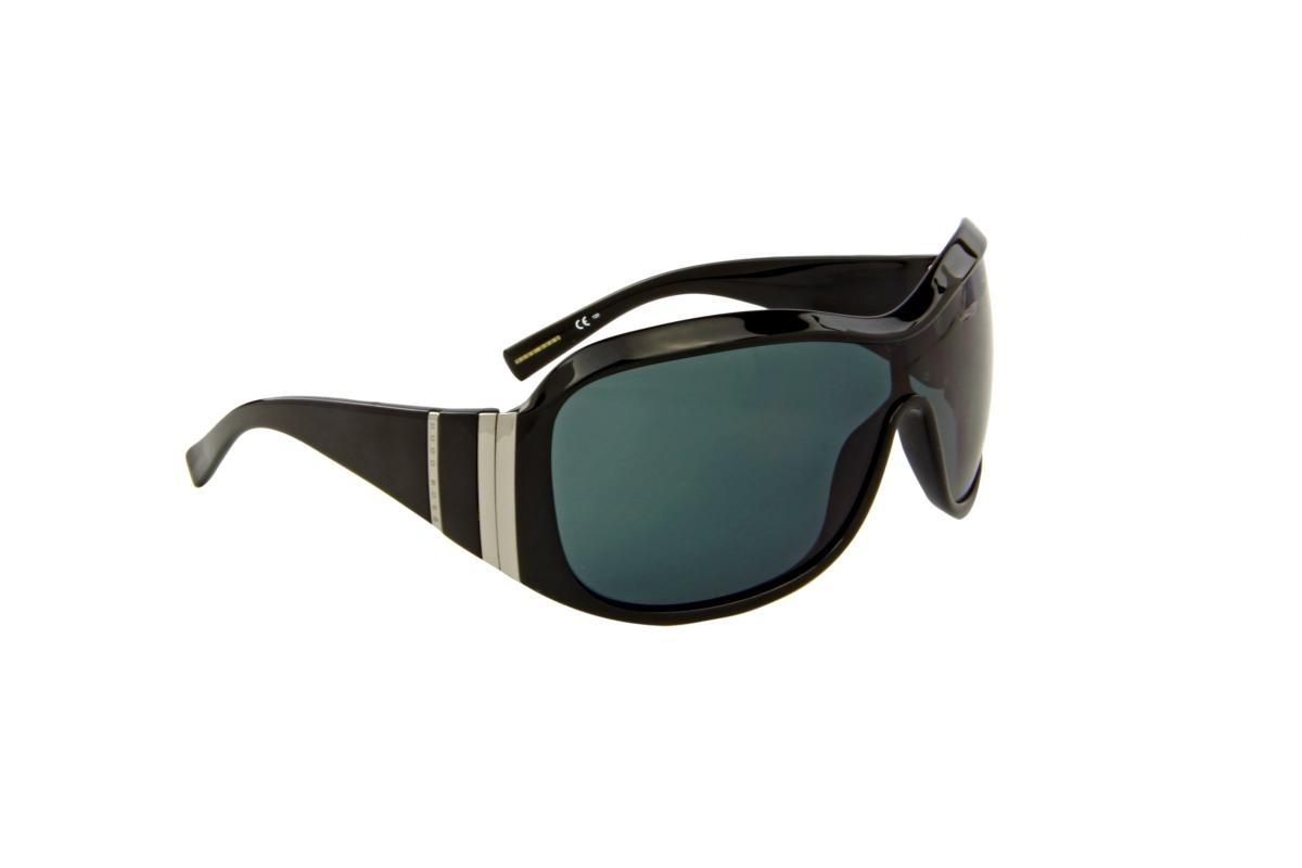 26139ddd6222f Óculos De Sol Hugo Boss 100% Proteção Uv Óptica Melani Preto - R ...