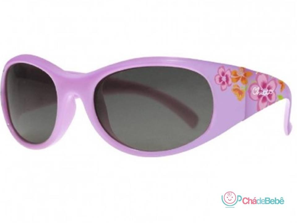 4fb9f9a724eba Óculos De Sol Infantil Chicco - R  99,90 em Mercado Livre