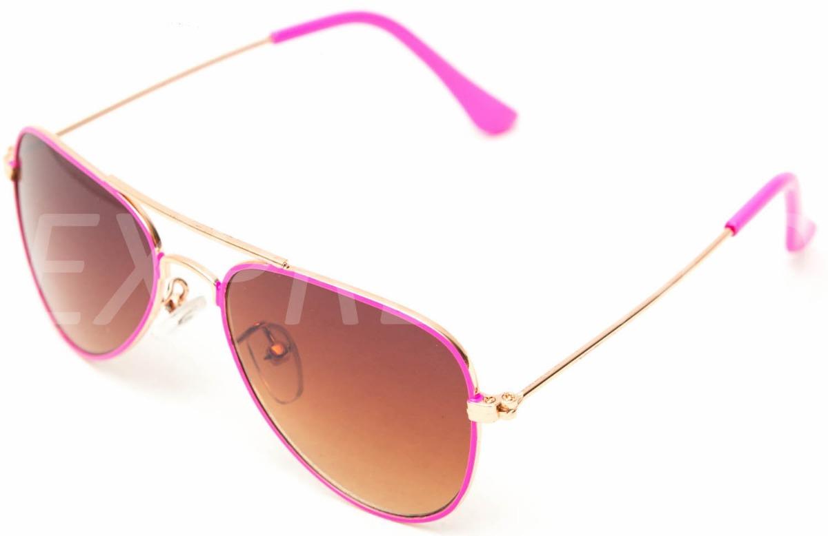 Óculos De Sol Infantil Feminino - R  45,90 em Mercado Livre 5dedbee811
