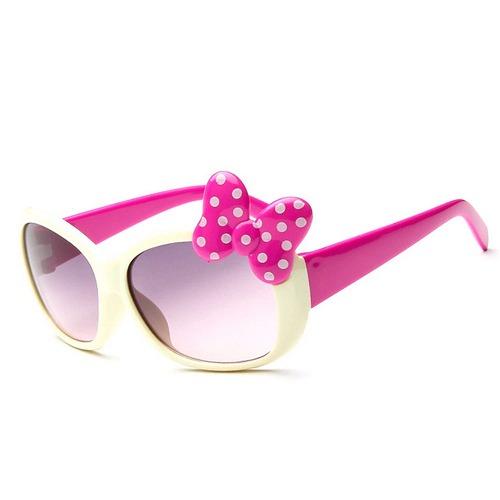 Óculos De Sol Infantil Feminino Retro - R  28,90 em Mercado Livre 87a162a6df