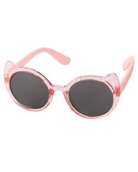 Óculos De Sol Infantil Importado Proteção Uv Carters Gatinha - R  65 ... dd1ac5a056