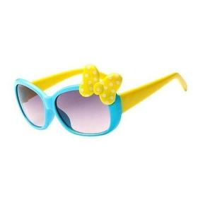Óculos De Sol Infantil Lace Laço Lux Criança Proteção Uv 400