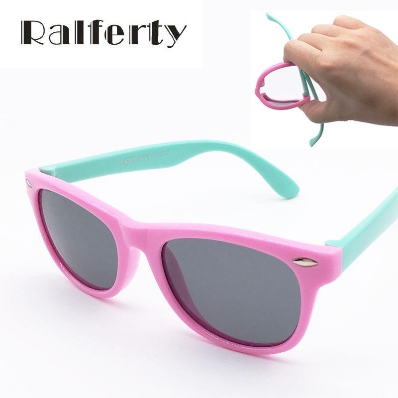 Óculos De Sol Infantil Menina Flexível E Proteção Uv - R  71,25 em ... 0bcd4040ff
