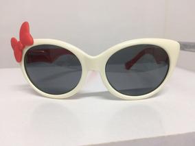20bead6b7 Óculos De Sol Infantil Menina Polarizado Proteção Uv. Leve