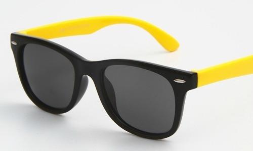 Óculos De Sol Infantil Polarizado Flexível + Capinha - R  99,90 em ... 245fd5799c