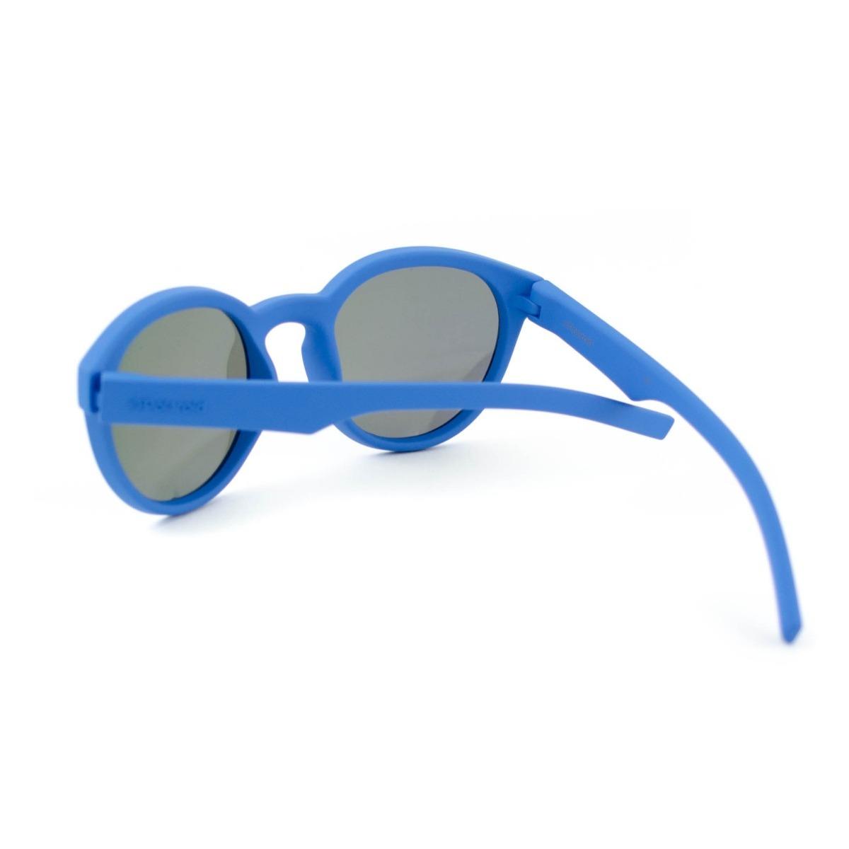 60d6bec1e óculos de sol infantil polaroid kids - pld8019/s zdijy azul. Carregando  zoom.